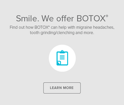 Learn more about our BOTOX offer.
